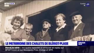 Les Chalets de Blériot-Plage : BFM Lille - 21 décembre 2020