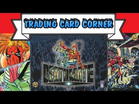 Trading Card Corner | Deathmate (Upper Deck 1993)