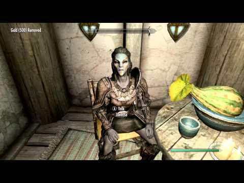 How to get married in Skyrim - The best wife in the game!