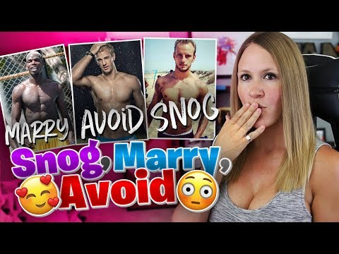 SNOG MARRY OR AVOID WORLD CUP EDITION!!