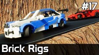 Brick Rigs PL [#17] NFS LEGO Z Prawdziwym BMW? /z Plaga