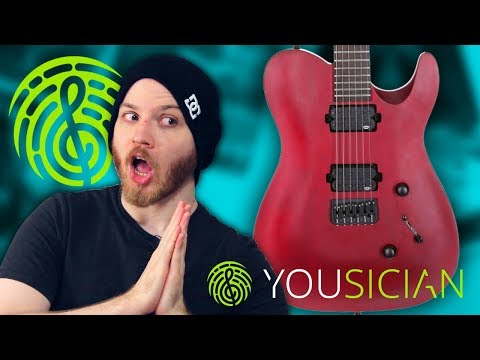 YOUSICIAN CONTEST WINNER! | Pete Cottrell