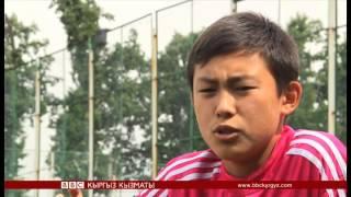 Роналду менен Мессинин күйөрмандары - BBC Kyrgyz