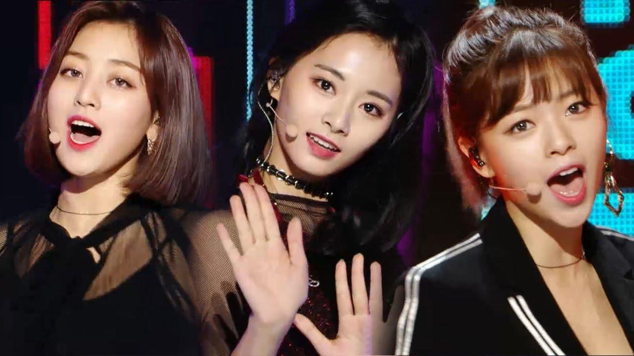 [Comeback Stage] TWICE - BDZ (Korean Ver ) , 트와이스 - BDZ (Korean Ver ) Show  Music core 20181117