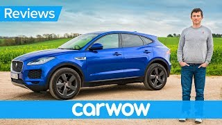 Jaguar E-Pace SUV 2019 in-depth review | carwow Reviews