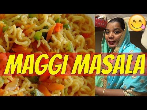 Maggi 💕 Noodles 💕 Maggi Recipe 💕 Maggi Masala Recipe 💕 Maggi Noodles 💕 Village Maggi Cooking