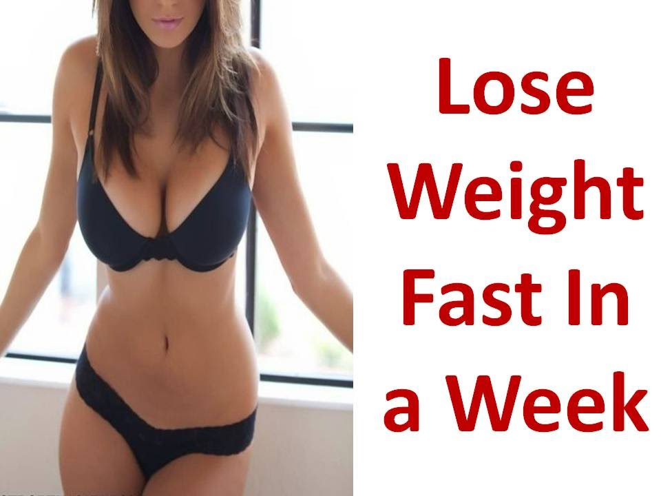 How to lose weight on thighs fast
