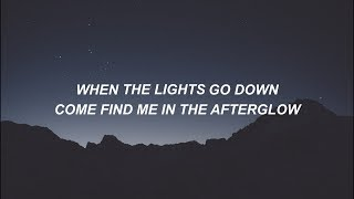 Afterglow || All Time Low Lyrics