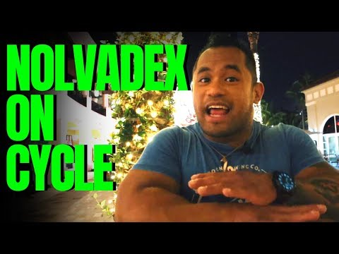 NOLVADEX: Fastest Way To DESTROY Any BODYBUILDING CYCLE
