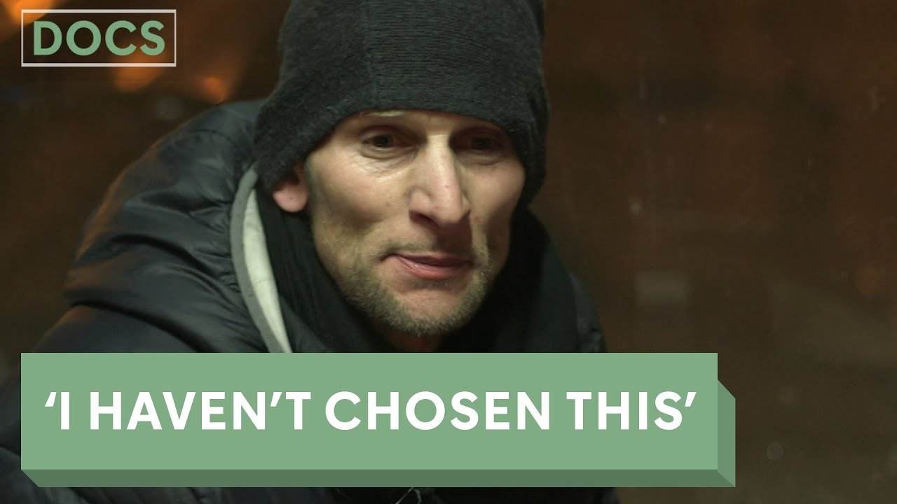 Homeless documentary: a week on the streets