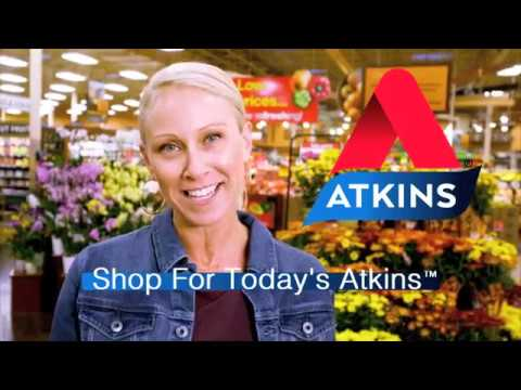 Candice Teaches How to Shop Low Carb for Atkins