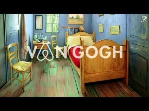 Art Institute of Chicago —Van Gogh Airbnb