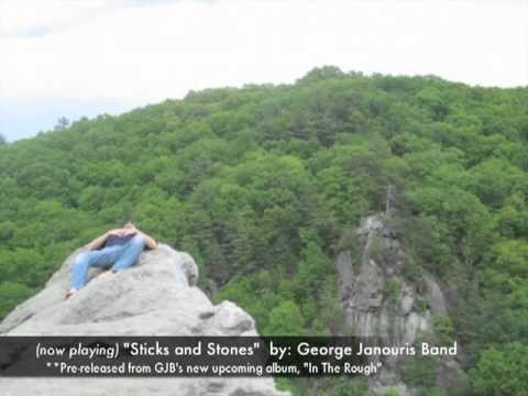 Sticks and Stones - George Janouris Band (GJB)