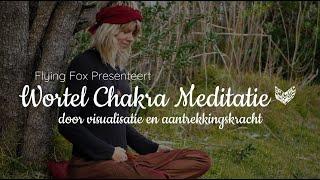 Krachtige Wortel Chakra Meditatie Door Visualisatie En Aantrekkingskracht