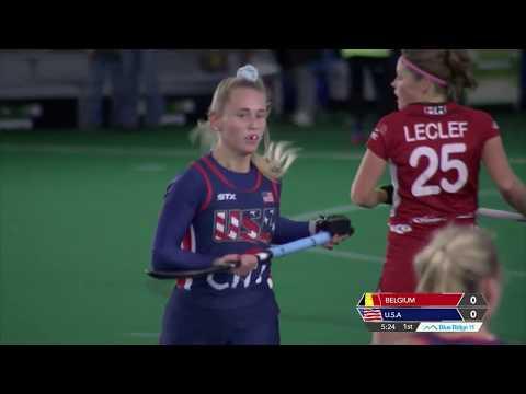 2018 USWNT vs. Belgium | Game 3