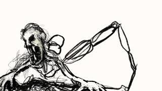 Apple Pen - Time-lapse Drawing - Sleep Paralysis
