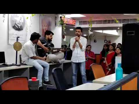Friends Day Live Performance In Office Ft. Ankush & Vishal || Happy Friendship Day