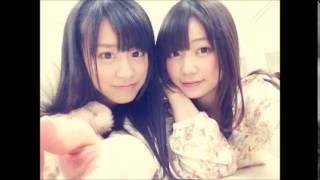 お風呂で前しか隠さない坂口理子とパンツで寝る駒田京伽。 SKE48&HKT48...