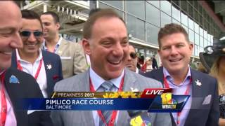 Video: Victory Racing Partners reflect on Preakness day