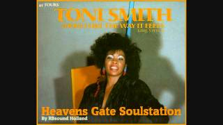 Toni Smith - (ooh) I Like The Way It Feels (HQ+Sound)
