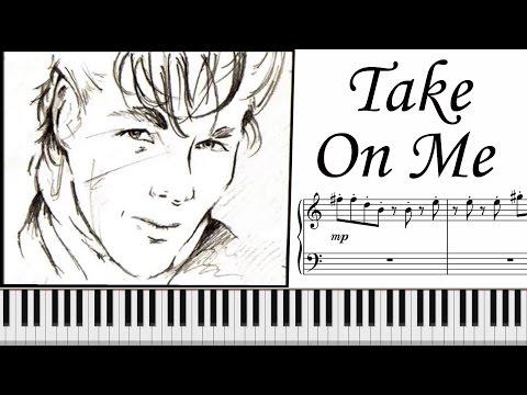 Take On Me (Piano Sheet Music)
