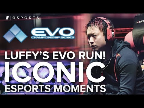 ICONIC Esports Moments: Luffy's Miraculous Losers' Bracket run at EVO 2014 (FGC)