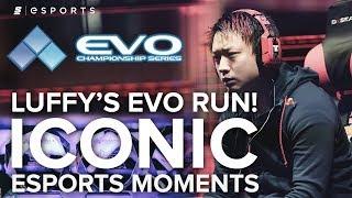ICONIC Esports Moments: Luffy