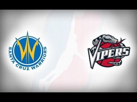 2013 NBA D-League Finals - Game 2: Santa Cruz @ Rio Grande Valley, 2013-4-27
