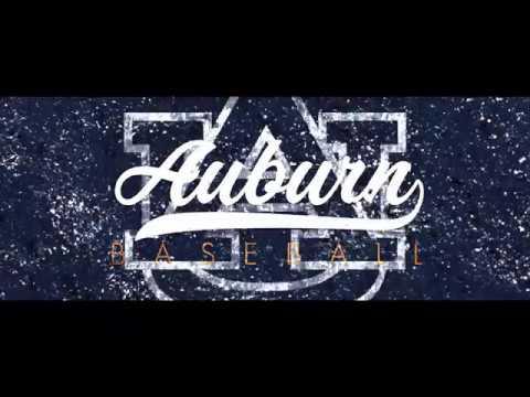 Auburn Baseball: 2017 Intro Video