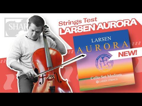 Larsen Aurora Cello Strings Reviewed: Brilliant Sound, No Metallic Overtones