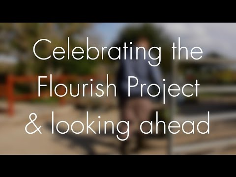 The Flourish wellbeing project - where we are and looking ahead