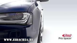 Колесные проставки Eibach Pro-Spacer (Русская версия)