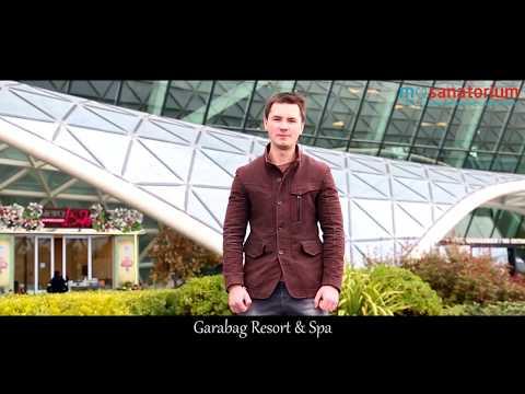 САНАТОРИЙ КАРАБАХ НАФТАЛАН ( Отель Garabag Spa \u0026 Resort) *****  Азербайджан / Mysanatorium.com