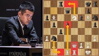 The Curse of Giri    Ding Liren vs Grischuk   Candidates Tournament 2018.