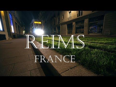 Reims in 4K
