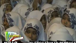 LENGKINGAN SUARA SULUK HUBBUN NABI AL-AMIEN 100 penerbang alun-alun ambulu jember