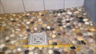 Comment bien nettoyer, traiter le sol et mur des douches italiennes Maçonnerie-Martinez