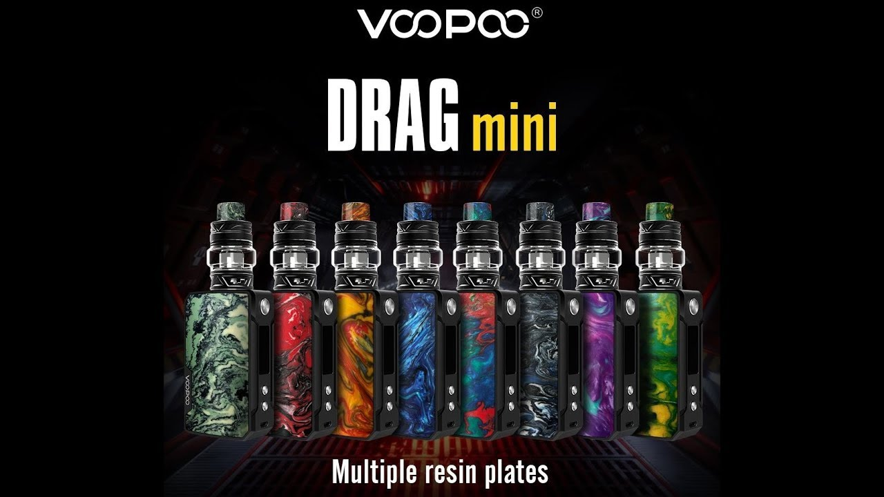 Drag Mini Kit From Voopoo Review