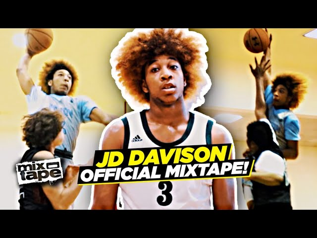 Jd Davison Has The Most Bounce In High School Official Mixtape