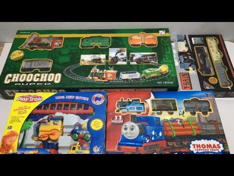 My Latest Train Set toys Collection