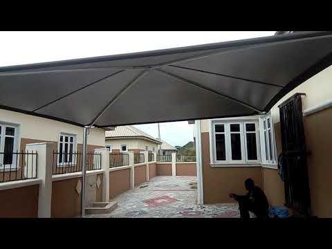 Carport engineer, carport Installer in Nigeria (car Shade)