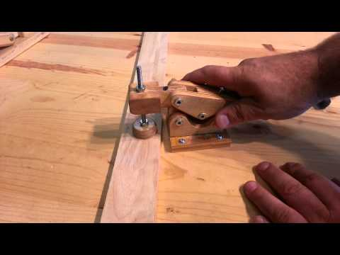 """woodworking---homemade-""""hold-down-toggle-clamps"""""""