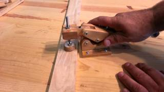 "Woodworking - Homemade ""hold Down Toggle Clamps"""