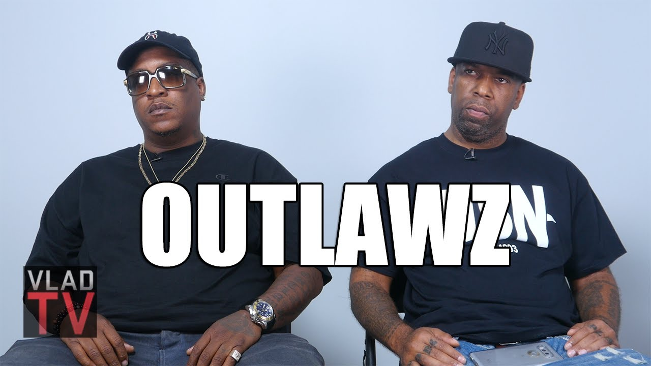 Outlawz Discuss 2Pac Shooting 2 Crooked White Cops From Long Range On One Knee in Atlanta