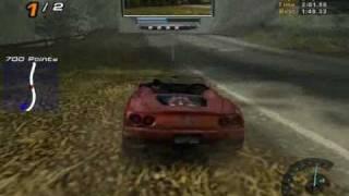 NFS Hot Pursuit 2 (PC) Gameplay - Ferrari VS Lamborghini
