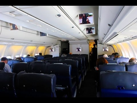 British Airways 767 LHR-LCA Club Europe Flight Experience