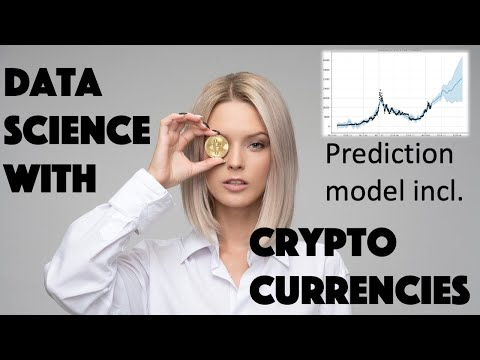 Data Science with cryptocurrencies – Analysis & Prediction using Python