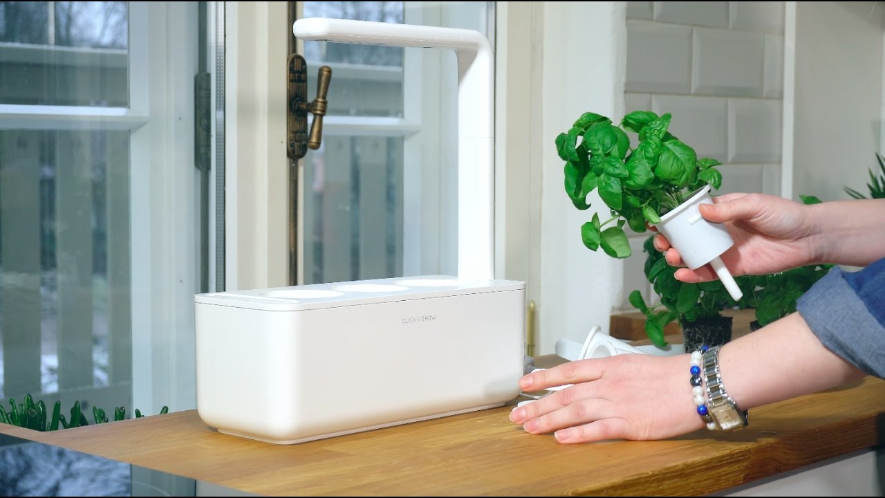 How To: Click U0026 Grow Smart Garden 3 Cleaning