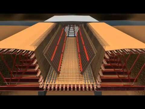 Toàn cảnh công nghệ xây cầu hiện đại bậc nhất thế giới