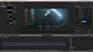 mSaber Tutorial - lightsaber plugin for FCPX and Apple Motion 5 by MotionVFX